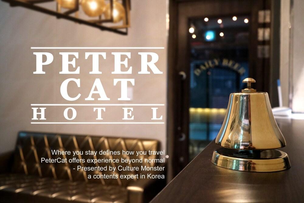 Petercat Hotel Insadong