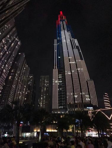 Saliza Sky Landmark 81 Tower