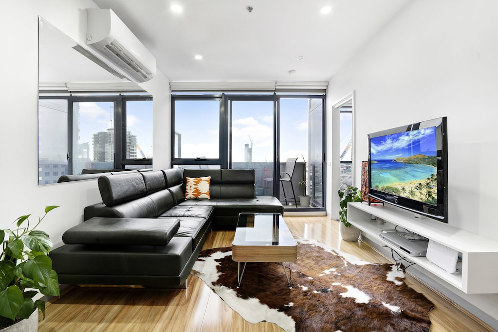 ZEE 2BDR Southbank Apartment