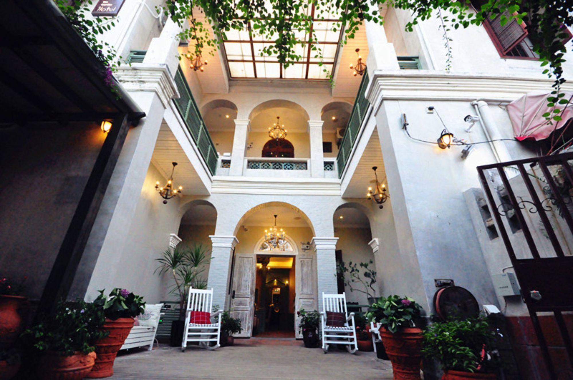 Flower Yard Inn Xiamen Gulangyu Anhai Garden Branch