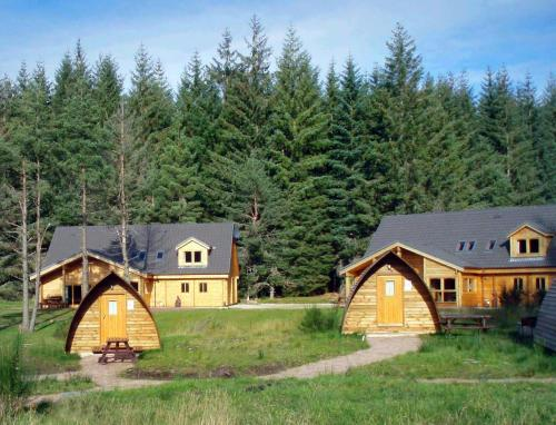 Gallery image of Badaguish lodges wigwams and camping
