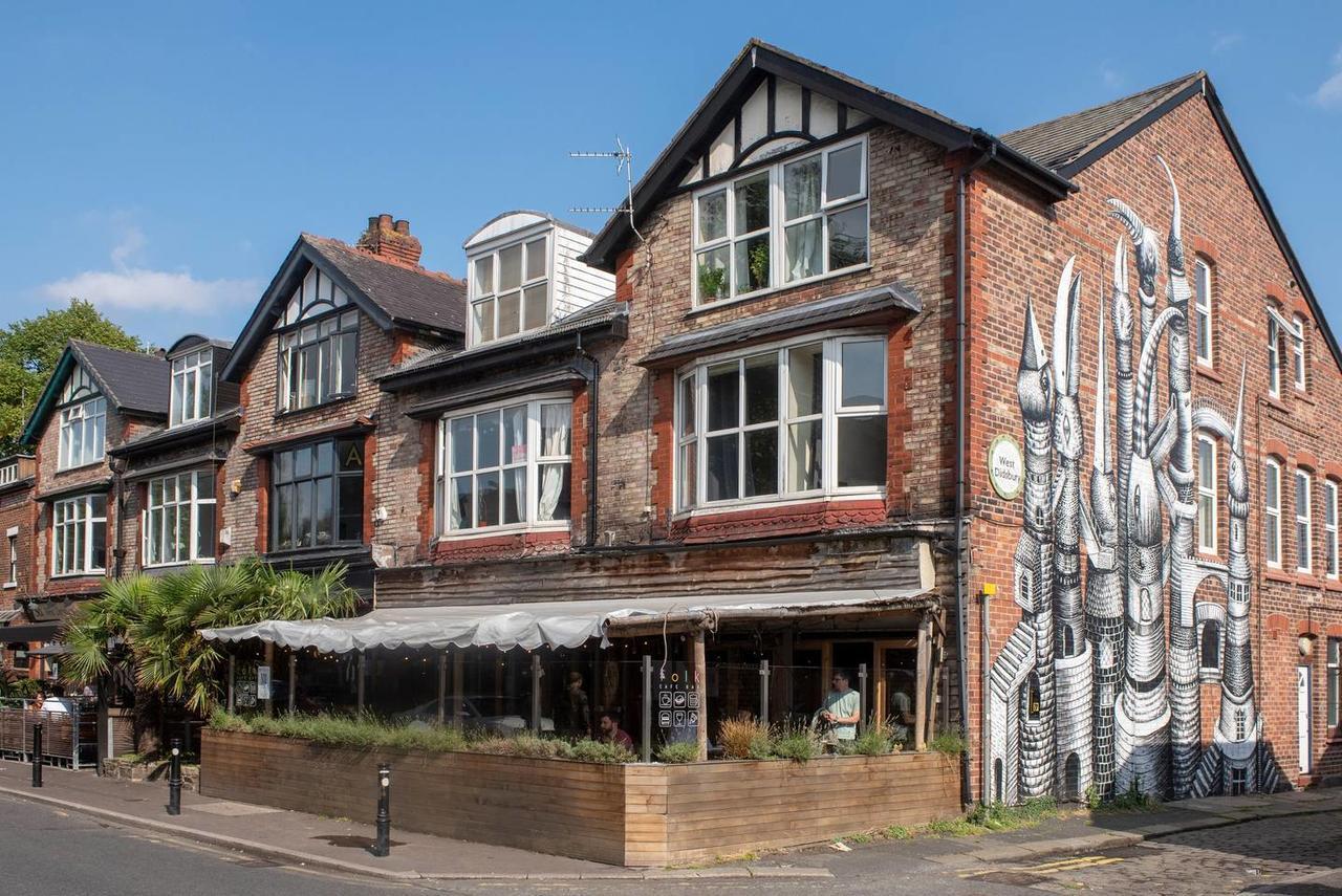 Cosy Studio in Heart of West Didsbury