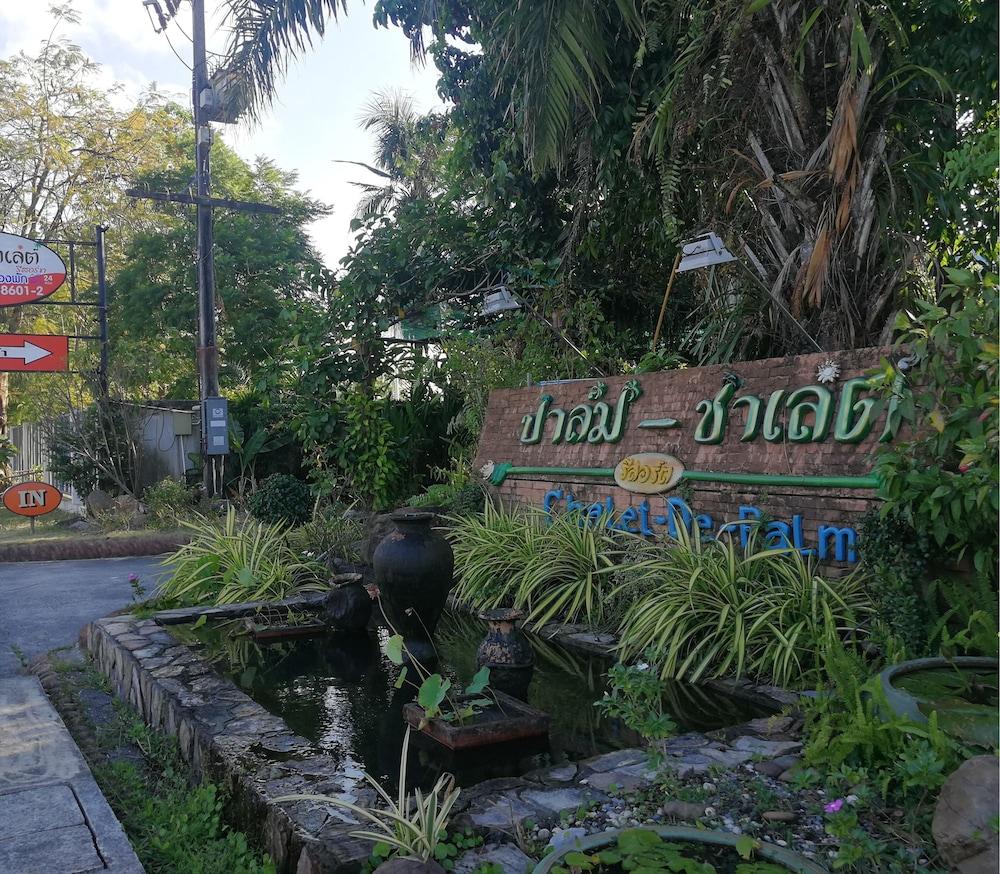 Palm Chalet Resort