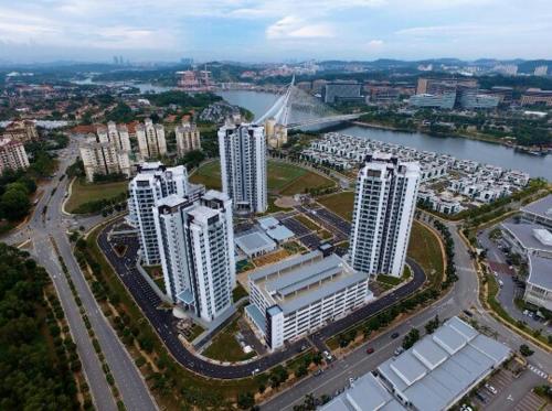 Bayu Tamara Residence Putrajaya