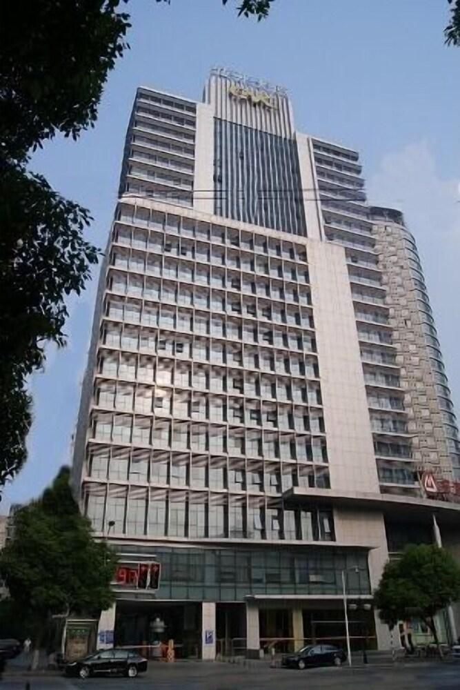 Nanjing Kaibin Apartment Aishang Shopping Mall