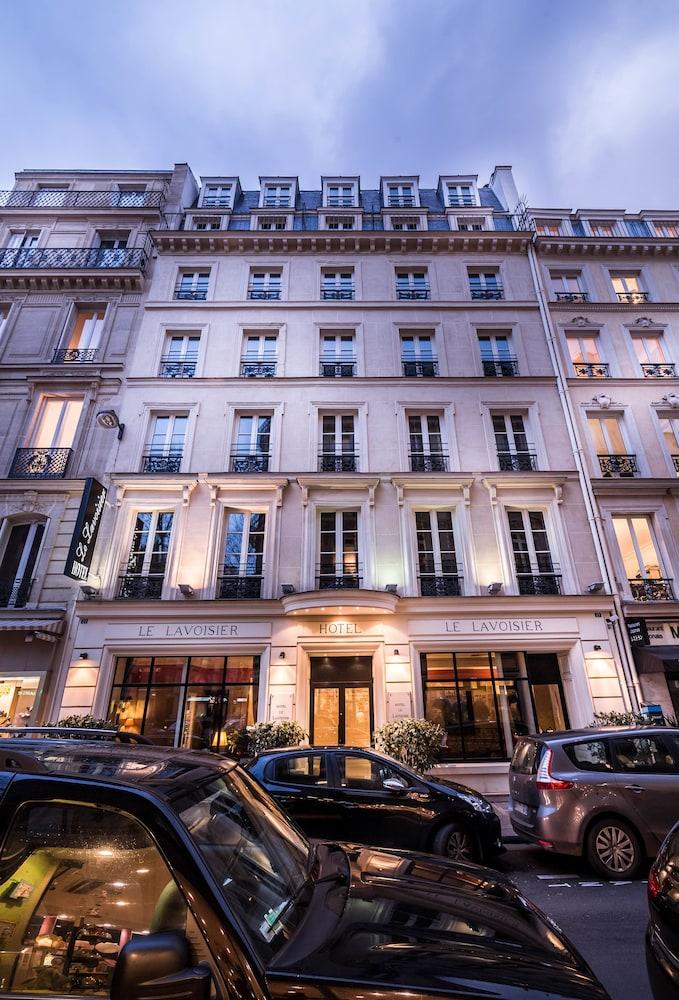 Hôtel le Lavoisier