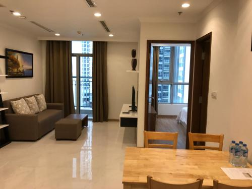 Vinhomes Luxury Condo Central 2 0604