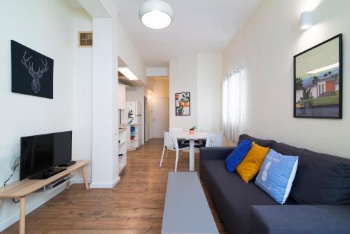 Ziv Apartments Nahum Hanavi Street