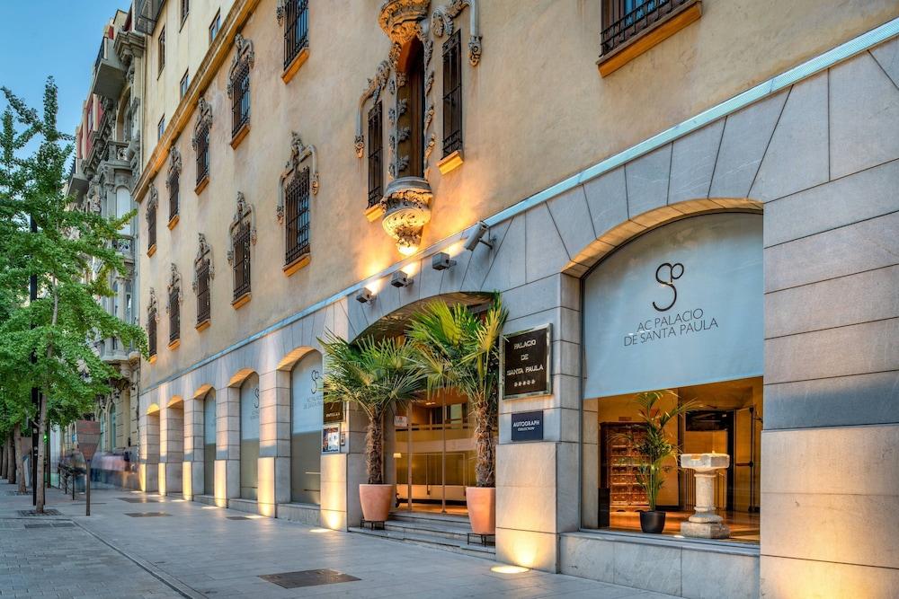 Hotel Palacio de Santa Paula Autograph Collection