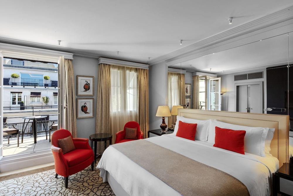Prince de Galles a Luxury Collection hotel Paris
