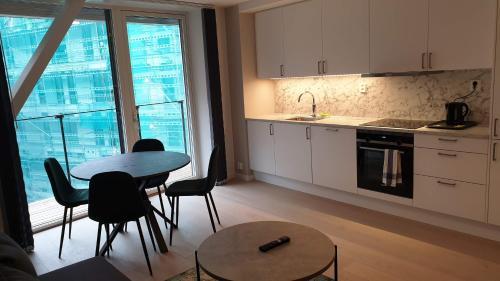 Nordic City Center Apartment