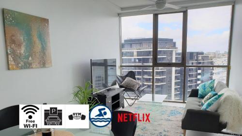 Aqua Newstead Apartment