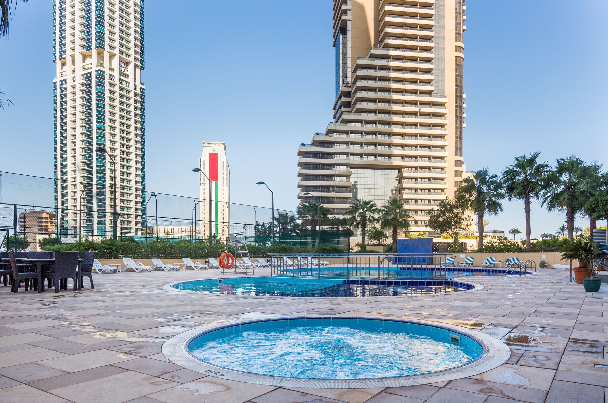 Residence Dubai Marina Terrace