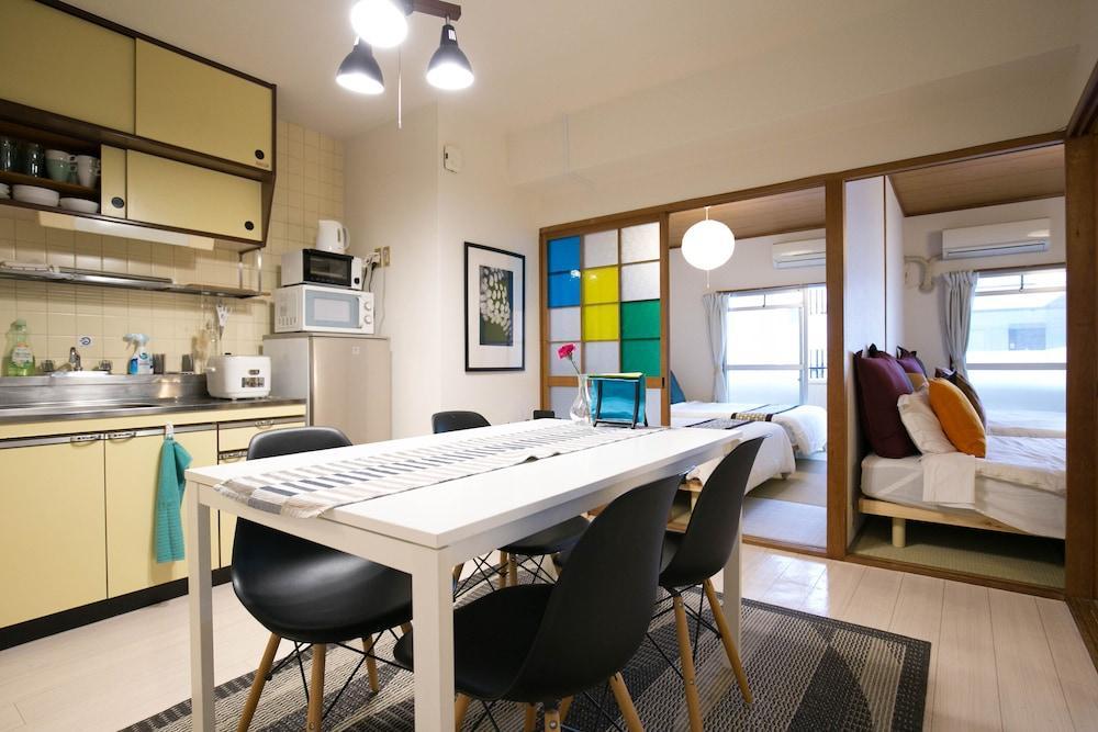 Hakata Tatami Room