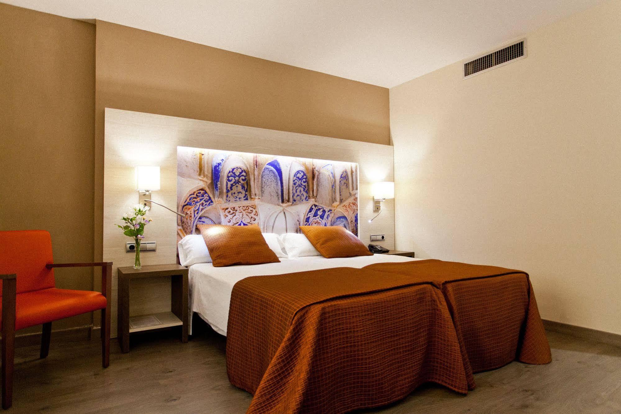 Hotel Corona de Granada - Granada