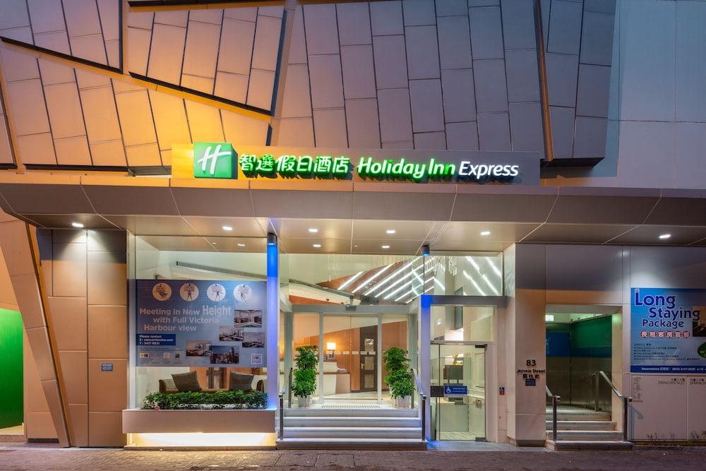 Holiday Inn Express Hong Kong Soho Hotel
