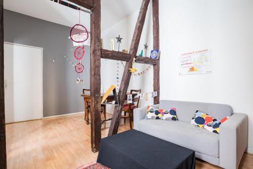 AGENCE PRO Apartment near the Parc du Contades