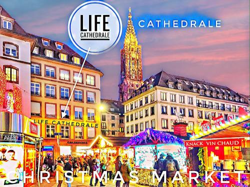 Life Cathedrale By Life Renaissance Place Gutenberg