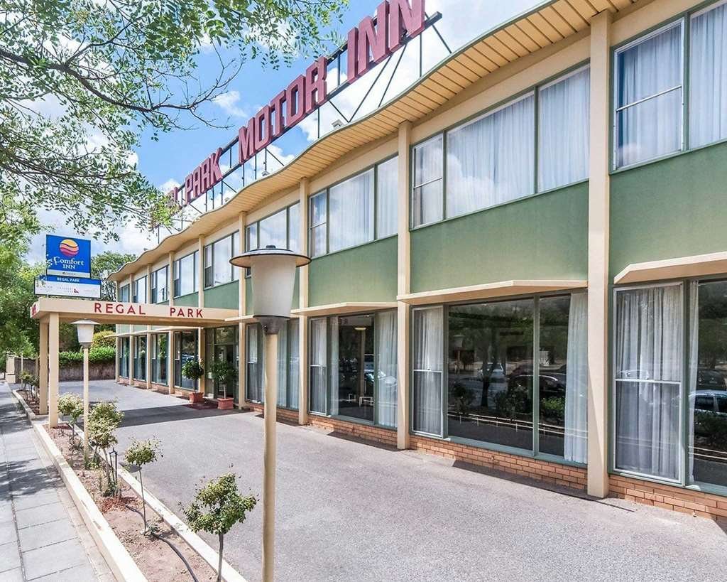 Comfort Inn Regal Park North Adelaide