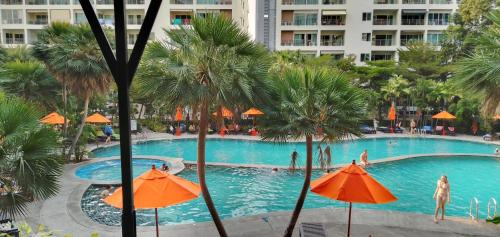 Room for rent Pattaya Wongamat Privacy Condo