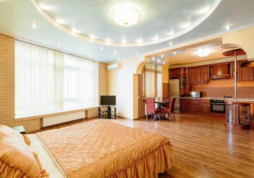 LuxCityApart on Ushakova 1V