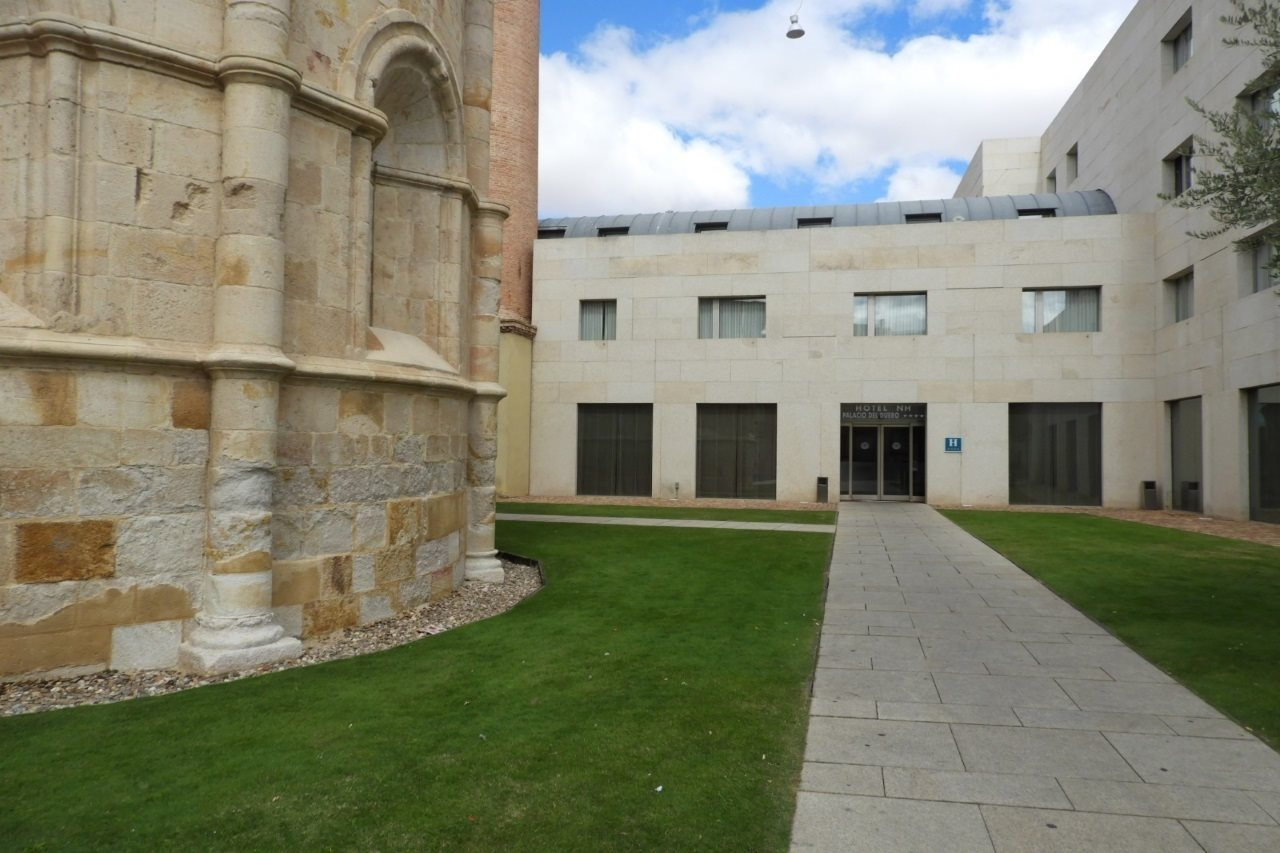 NH Zamora Palacio del Duero