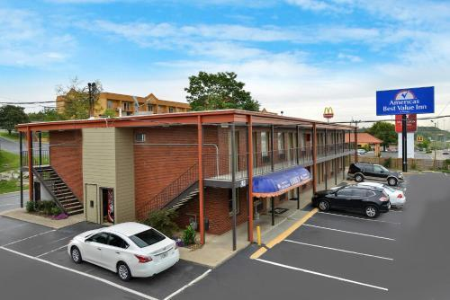 Gallery image of Americas Best Value Inn Nashville Downtown