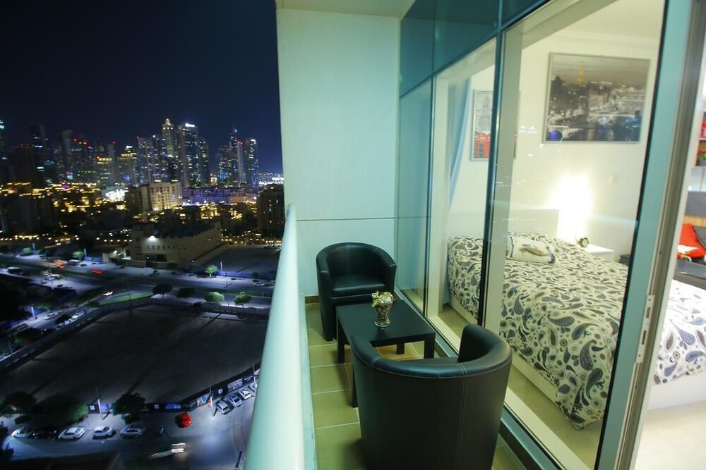 City Nights Burj Al Nujoom Tower