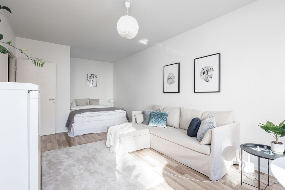 Scandinavian Apartments Hämeentie