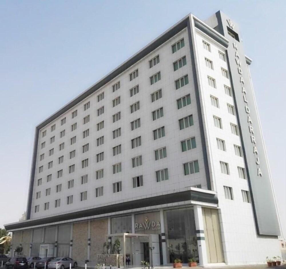 Al Rawda Hotel Residence Al Darraja