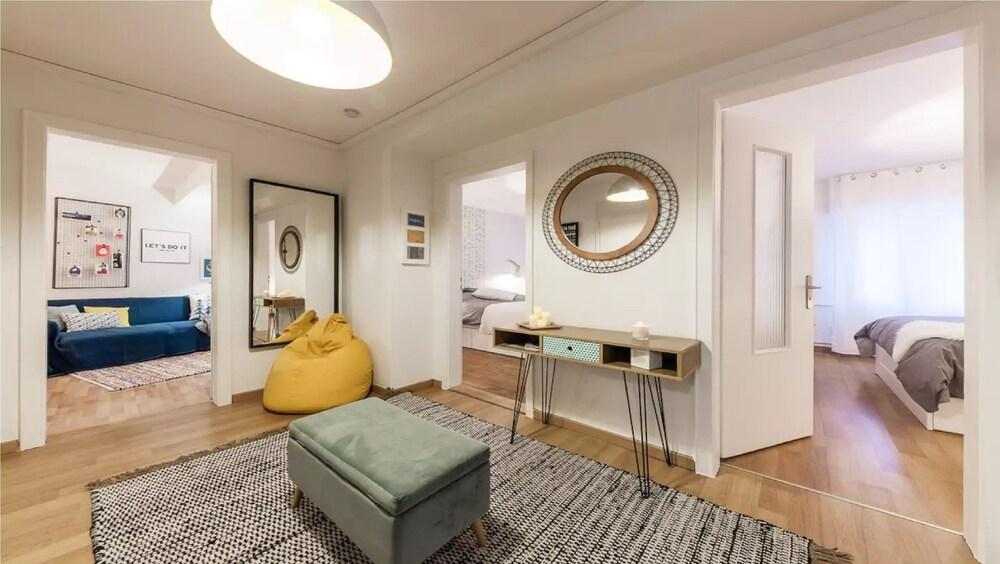 Appartement XXL Gare