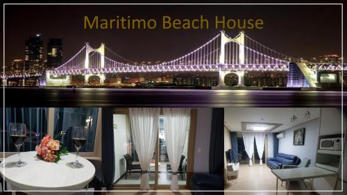 New Gwangalli Beach House Maritimo