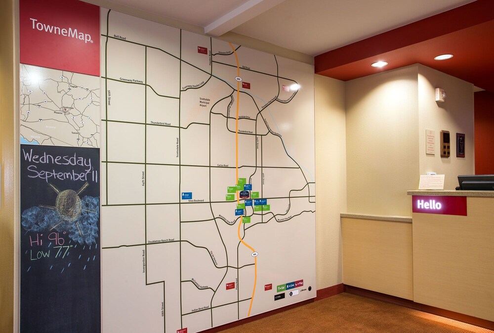 Gallery image of TownePlace Suites by Marriott Scottsdale