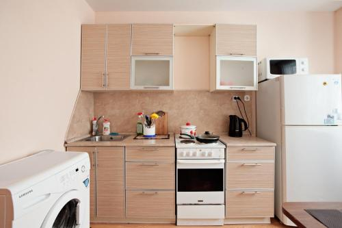 Apartments Allilueva 12a