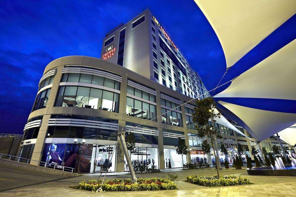 Crowne Plaza Hotel Istanbul Asia
