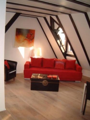 Appartement Kirschgarten Mainz 2