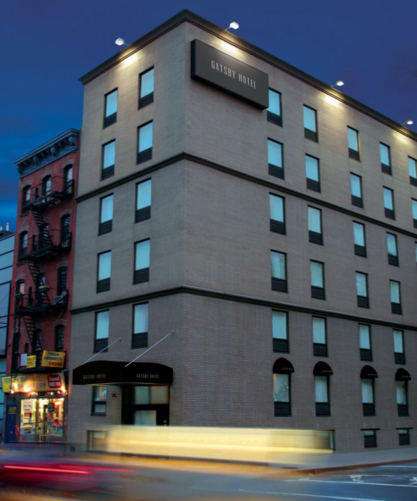 Gallery image of The Gatsby Hotel