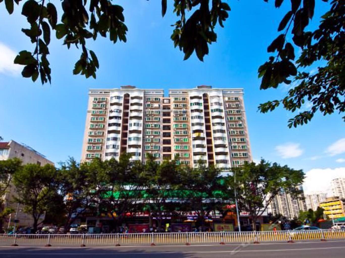 Hi Inn Fuzhou South Park
