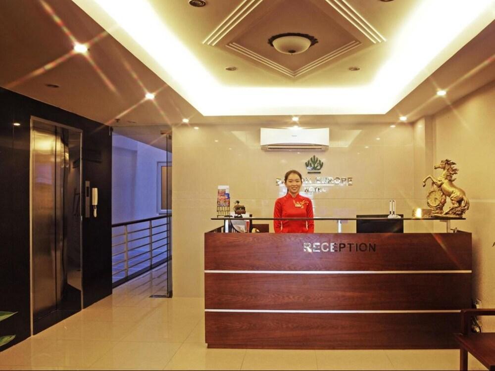 Gallery image of Saigon Europe Hotel & Spa
