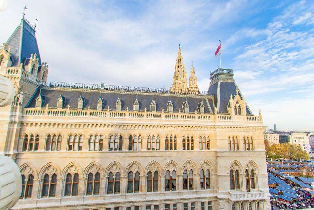 Vienna Hotspot Rathaus