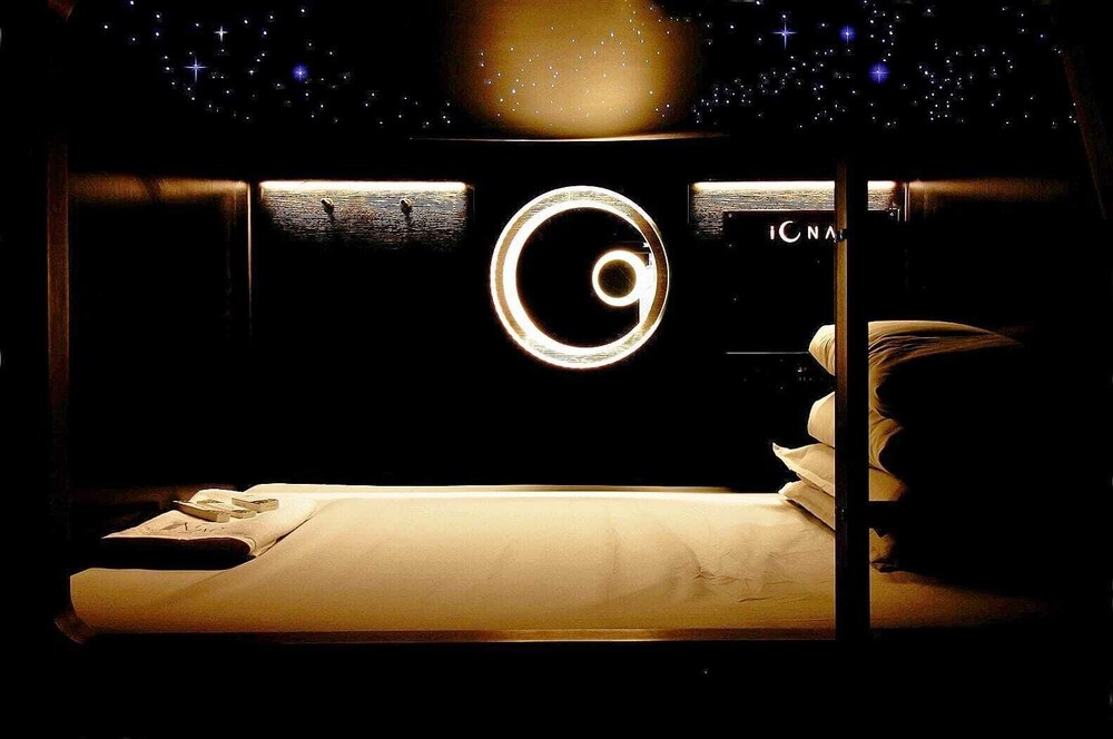 The Nap Pacific Place 3 Capsule Hotel