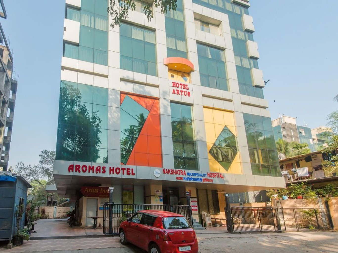 Hotel Artus Inn