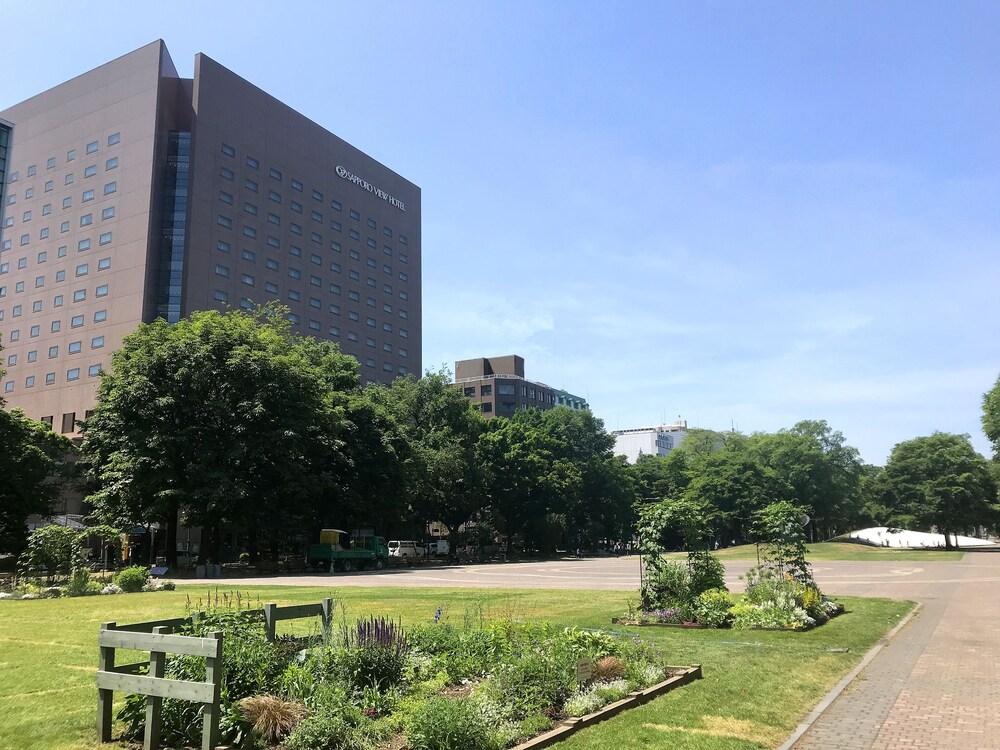 Sapporo View Hotel Oodori Kouen