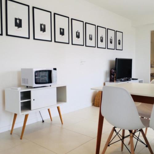 Apartamento Novo Perfeito na Rua Augusta