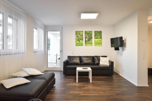 Deluxe Ferienwohnung Apartment Stuttgart Centre Milaneo