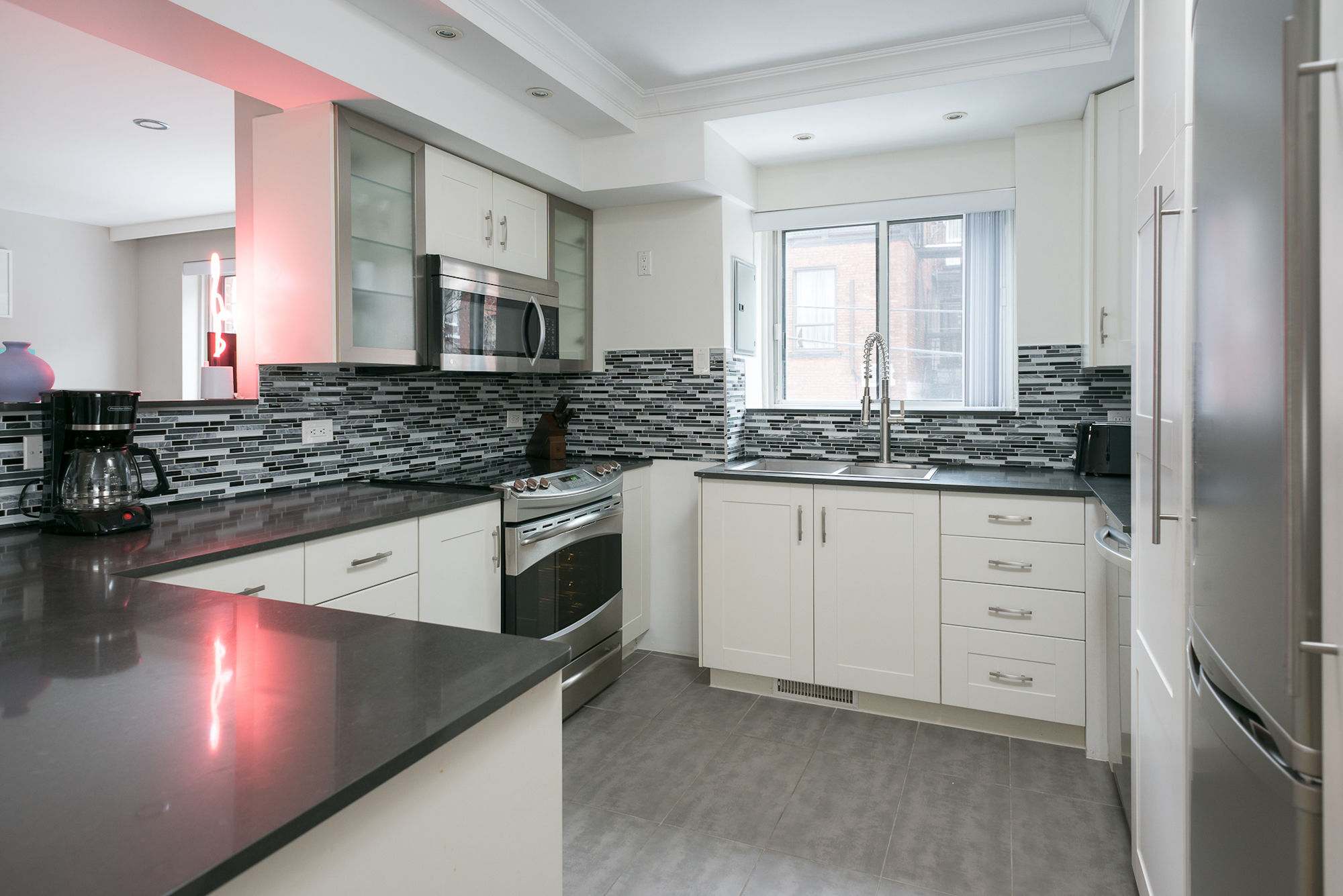 Unique 2BR in Downtown MTL by Sonder