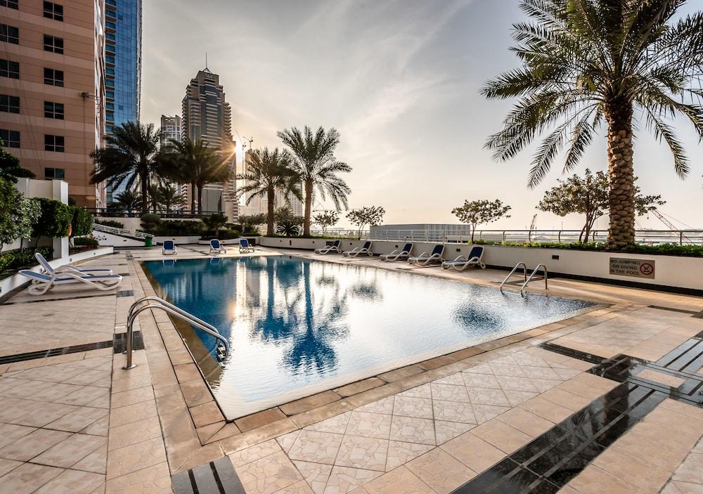 Peaks Apartments Dubai Marina