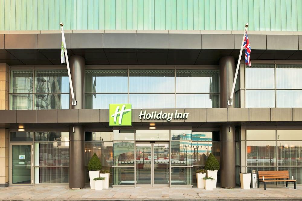 Holiday Inn Manchester Media City UK