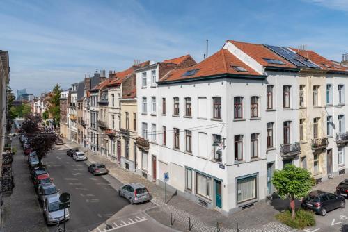 Europea Magritte Residences Brussels EU
