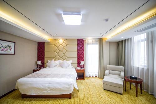 Suzhou New Century Manju Hotel Xinghuwan Branch